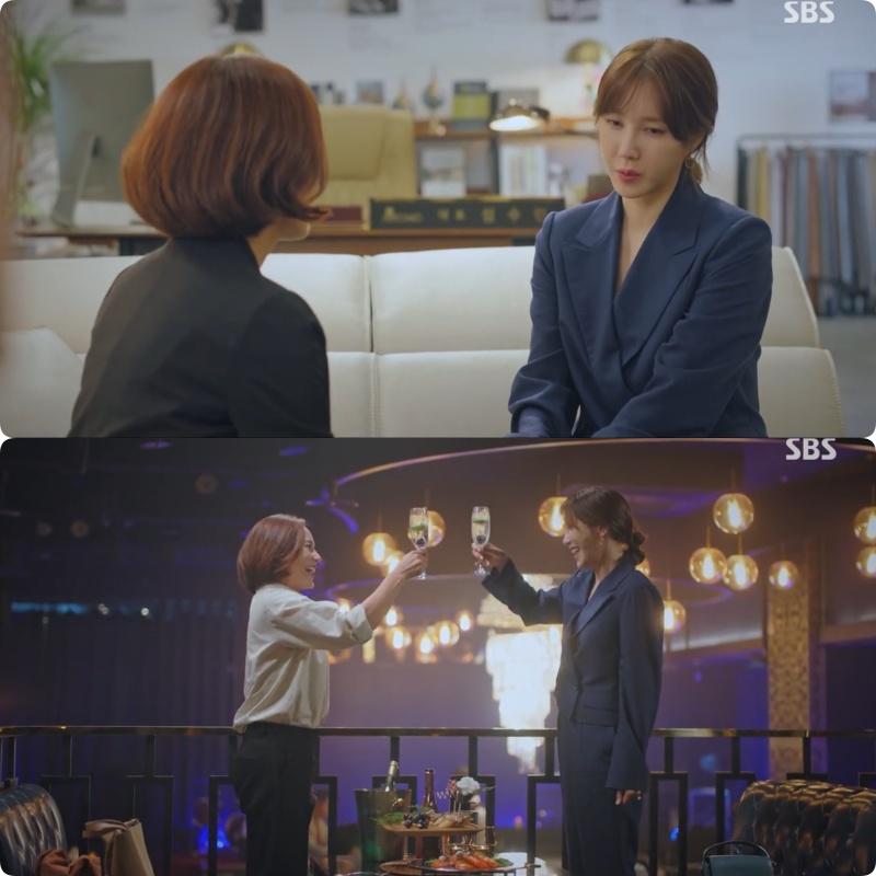 """Nàng công sở ngoài 30 học lỏm được 4 điều """"thầm kín"""" từ phong cách của 2 chị vợ cao tay chuyên trị tiểu tam trong phim Hàn - Ảnh 5."""