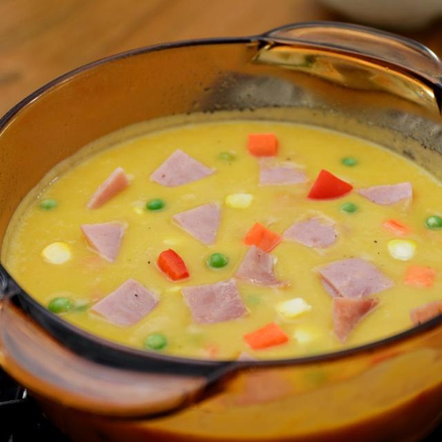 Bữa tối chẳng cần ăn cơm, món soup này sẽ giúp chị em vừa ấm bụng, vừa mãn nguyện vì độ thơm ngon nức lòng! - Ảnh 5.