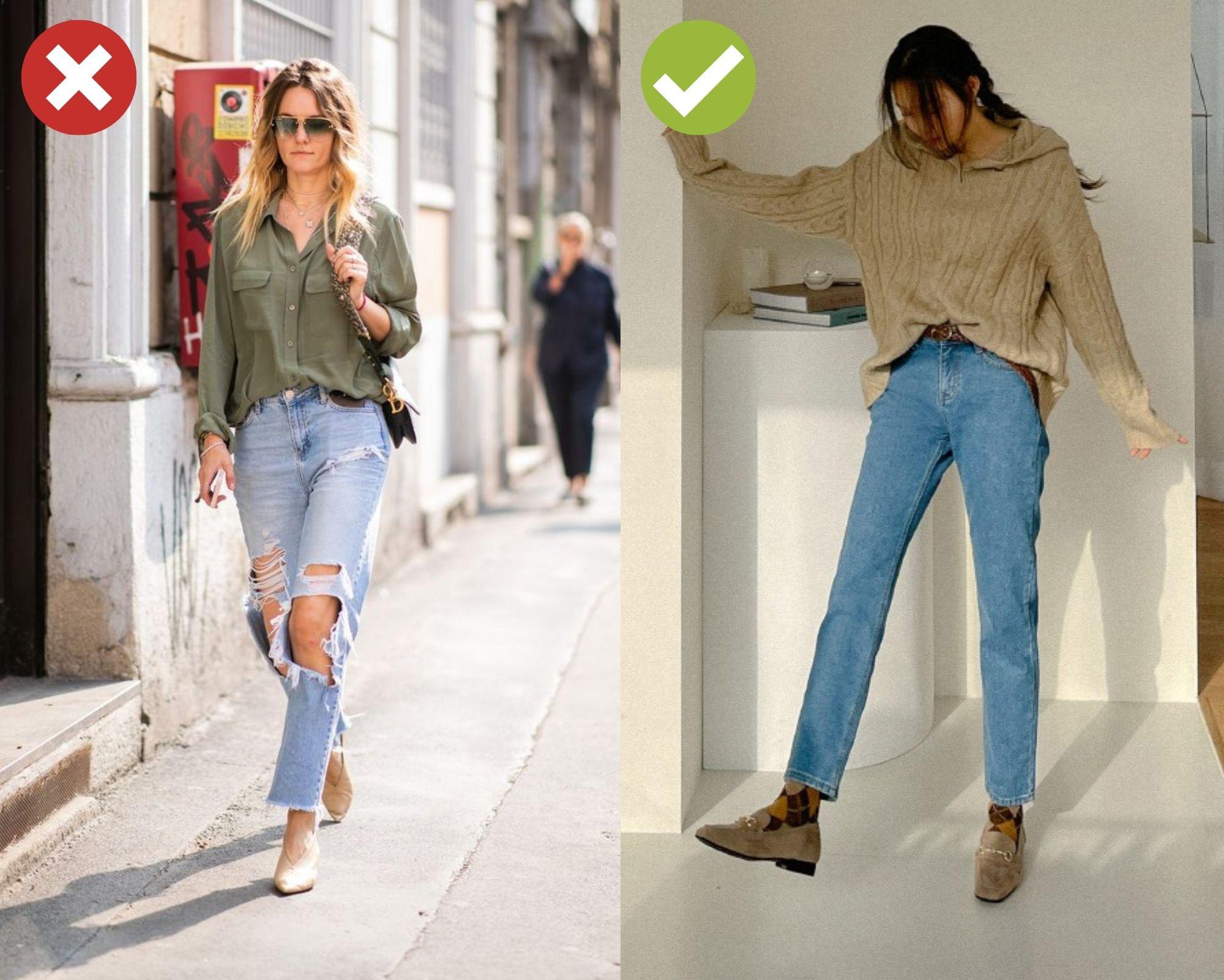 5 mẫu quần dài tuyệt đối không nên sắm cho Tết: Diện lên rất lỗi thời và có khi còn thiếu cả sự tinh tế - Ảnh 5.
