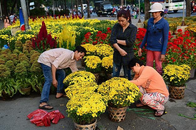 5 điều bạn cần phải biết để không bị lỗ vốn khi bán hoa ngày Tết - Ảnh 6.