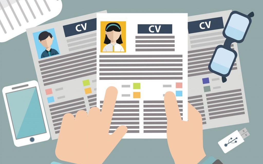 4 lợi ích khi sử dụng mẫu CV công việc