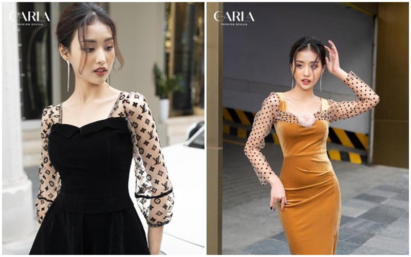 Carla Fashion tự tin chinh phục tín đồ thời trang