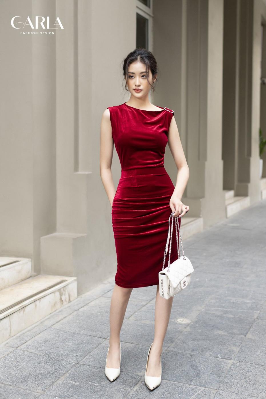 Carla Fashion tự tin chinh phục tín đồ thời trang - Ảnh 1.
