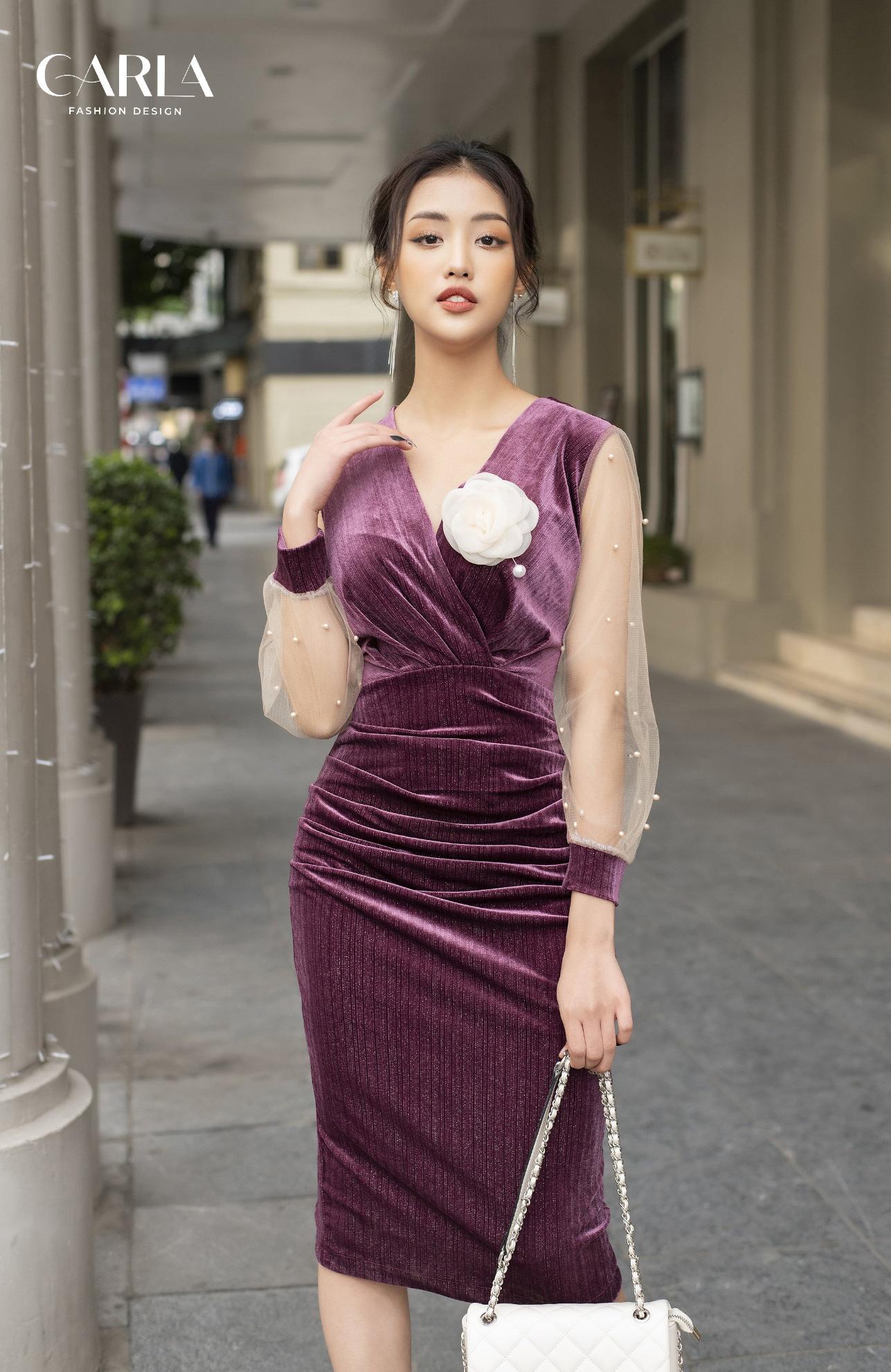Carla Fashion tự tin chinh phục tín đồ thời trang - Ảnh 3.