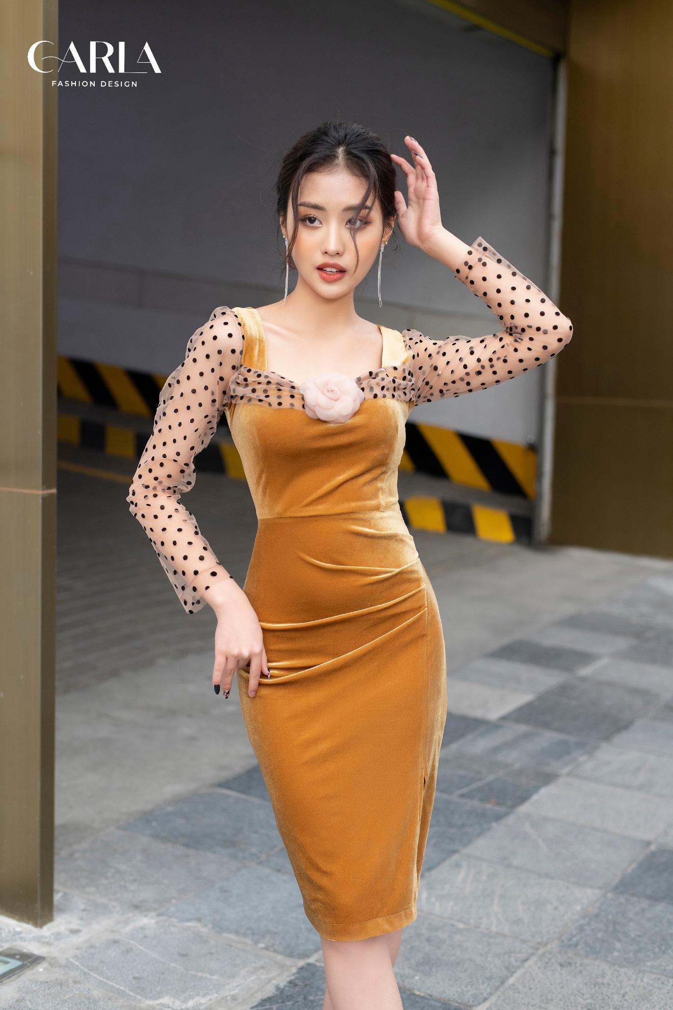 Carla Fashion tự tin chinh phục tín đồ thời trang - Ảnh 4.