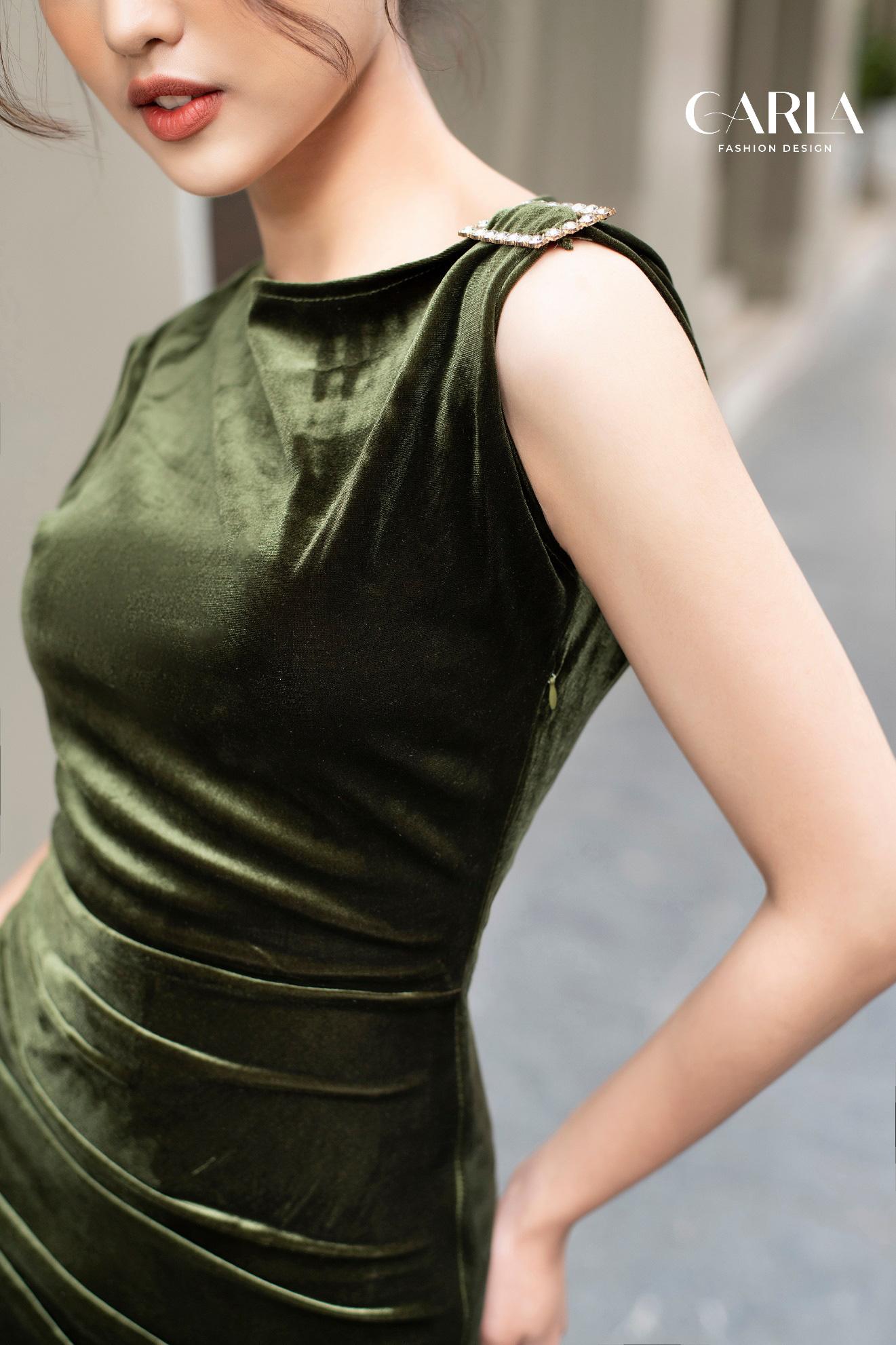 Carla Fashion tự tin chinh phục tín đồ thời trang - Ảnh 5.