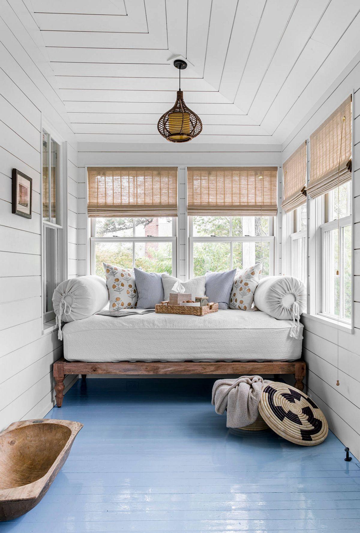 Sơn sàn phòng ngủ: xu hướng tạo nên sự khác biệt năm 2021 - Ảnh 1.