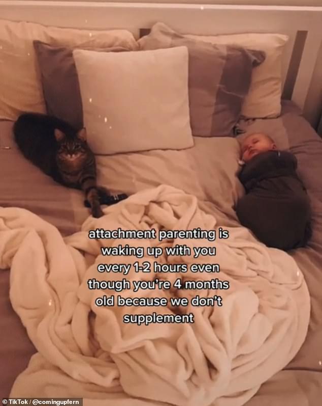 Quyết định cho con nằm giường thay cho nằm cũi, bà mẹ không ngờ mình lại bị ném đã dữ dội chỉ vì một lý do - Ảnh 2.