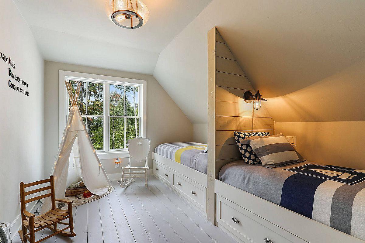Sơn sàn phòng ngủ: xu hướng tạo nên sự khác biệt năm 2021 - Ảnh 5.