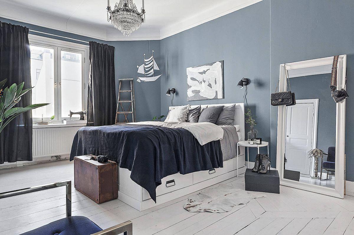 Sơn sàn phòng ngủ: xu hướng tạo nên sự khác biệt năm 2021 - Ảnh 6.