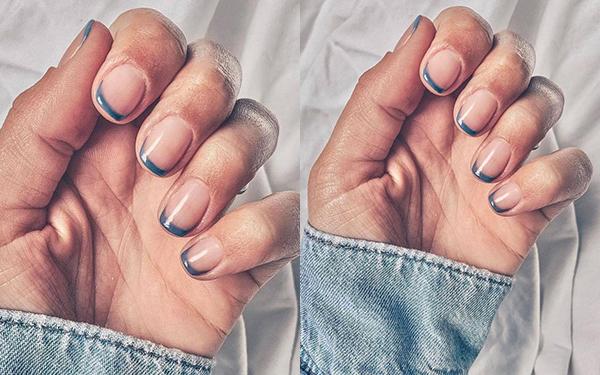 """Xuất hiện bộ nail """"chân lấm tay bùn"""" khiến chị em mắc bệnh sạch sẽ vừa nhìn thôi đã thấy ngứa ngáy: """"Như vừa đi cấy về, cắt ngắn có được không?"""""""