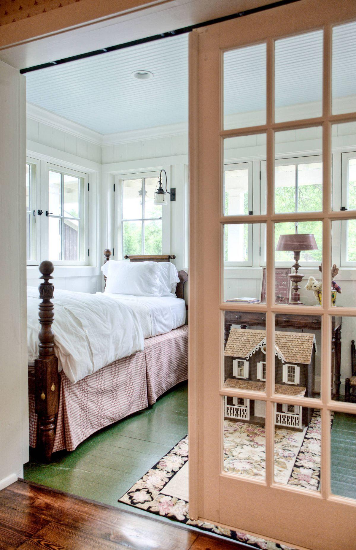 Sơn sàn phòng ngủ: xu hướng tạo nên sự khác biệt năm 2021 - Ảnh 8.