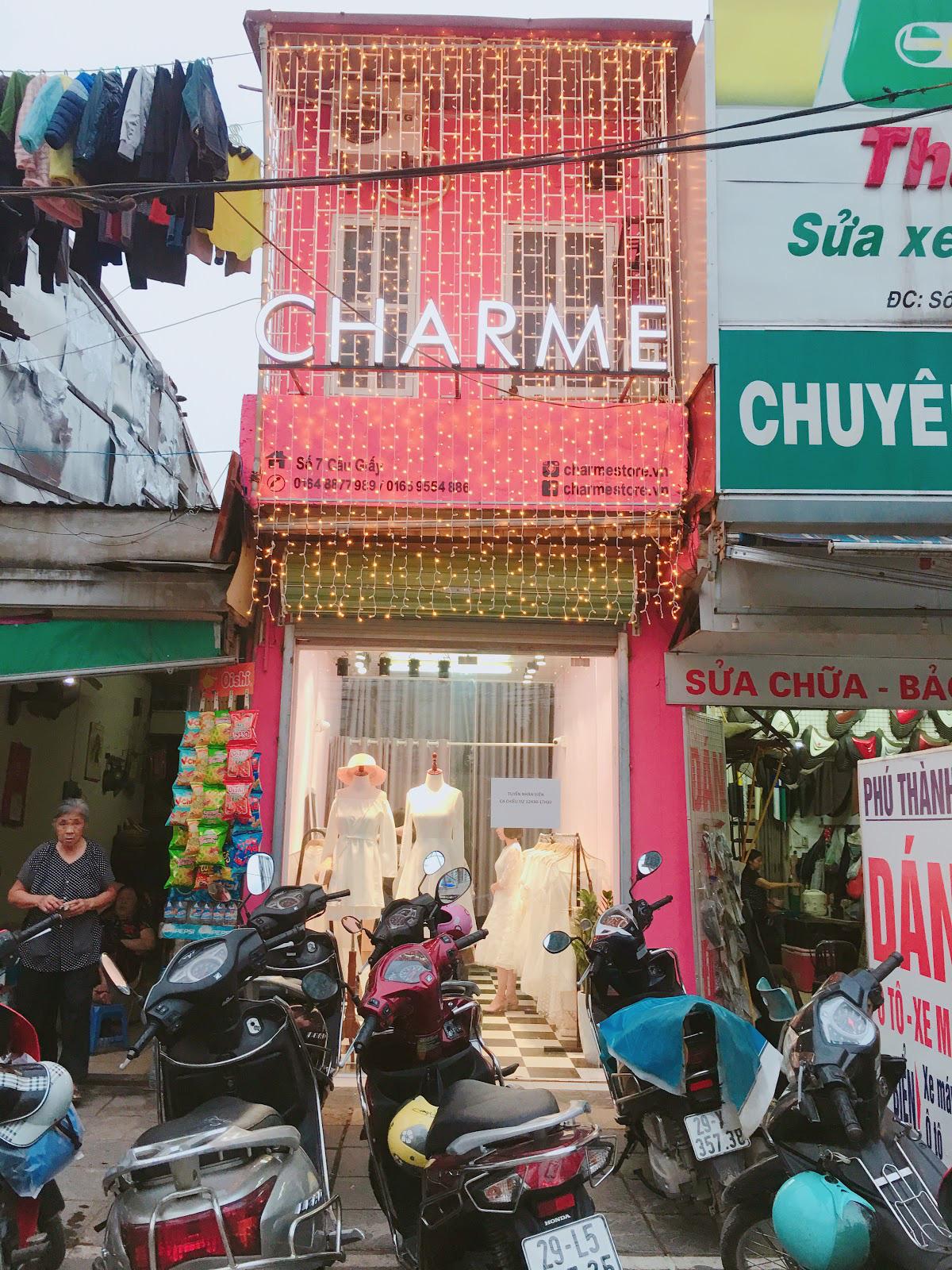Chuỗi thời trang Charme Store và con đường chinh phục làng thời trang thiết kế chỉ từ số vốn 30 triệu - Ảnh 3.
