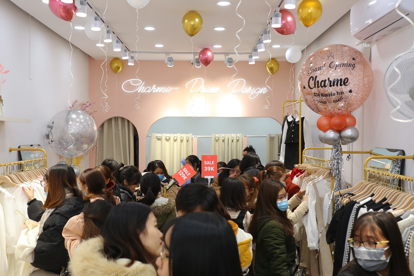 Chuỗi thời trang Charme Store và con đường chinh phục làng thời trang thiết kế chỉ từ số vốn 30 triệu - Ảnh 4.