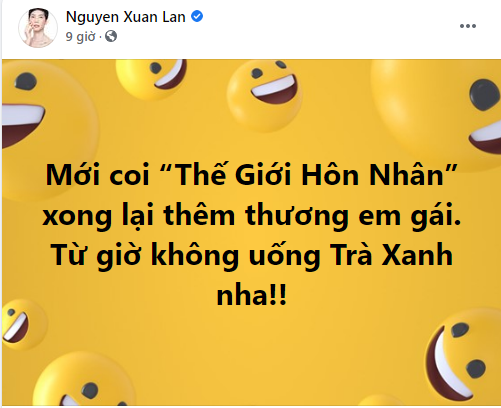 """Loạt sao Việt đăng bài """"bóng gió"""" về vụ ồn ào tình ái của Sơn Tùng - Thiều Bảo Trâm: Cảm xúc từ thất vọng đến phẫn nộ đều có đủ - Ảnh 2."""