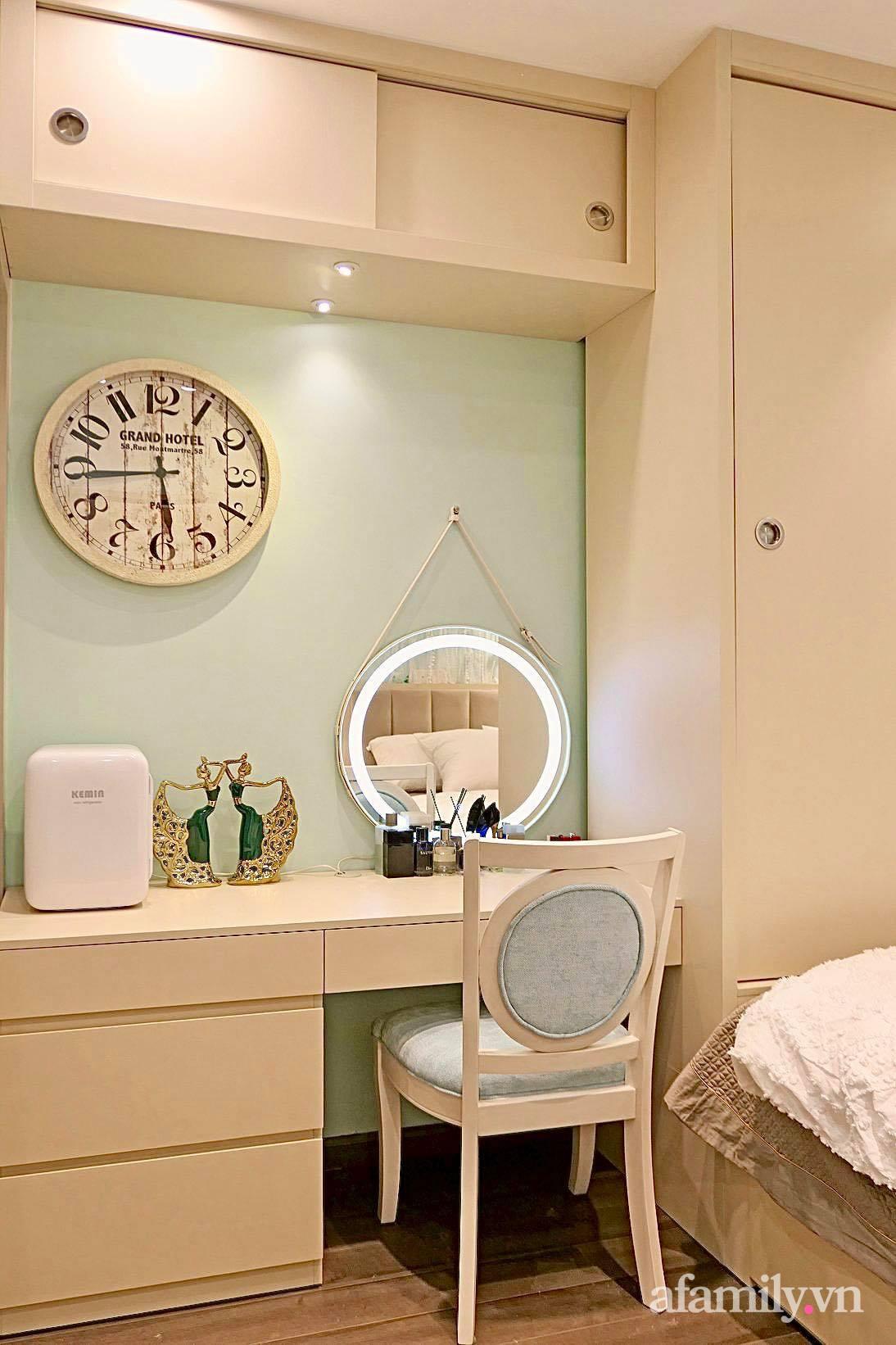 """Căn hộ siêu dễ thương decor theo phong cách Vintage được chủ nhà hoàn thiện """"vội"""" trong 10 ngày ở Hà Nội - Ảnh 18."""