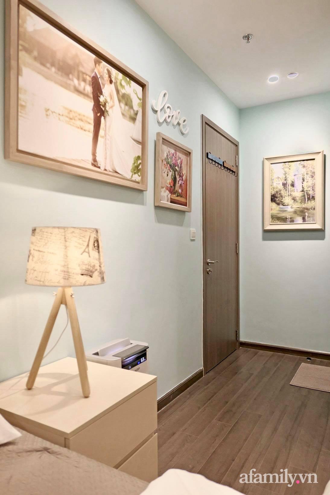 """Căn hộ 70m2 decor siêu dễ thương được chủ nhà hoàn thiện """"vội"""" trong 1 tuần ở Hà Nội - Ảnh 19."""