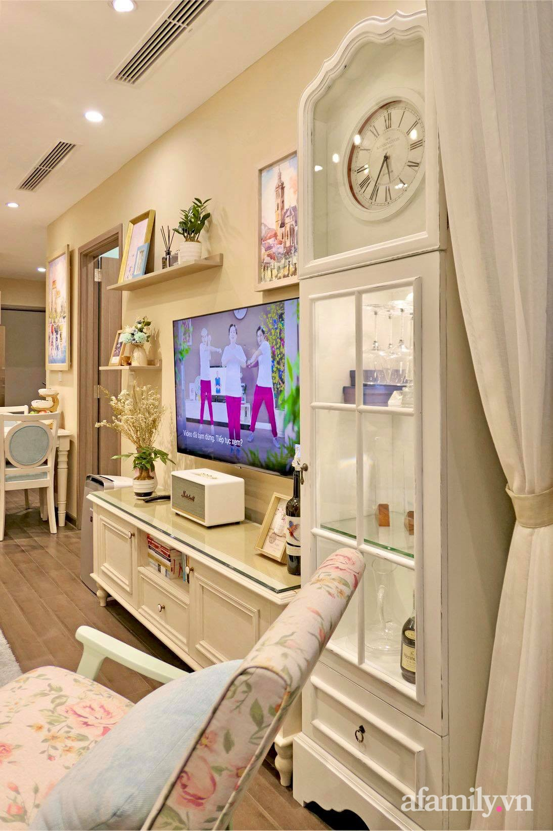 """Căn hộ siêu dễ thương decor theo phong cách Vintage được chủ nhà hoàn thiện """"vội"""" trong 10 ngày ở Hà Nội - Ảnh 8."""