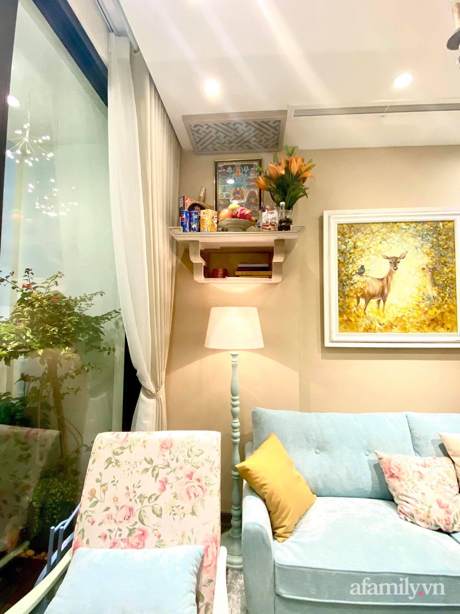 """Căn hộ siêu dễ thương decor theo phong cách Vintage được chủ nhà hoàn thiện """"vội"""" trong 10 ngày ở Hà Nội - Ảnh 7."""