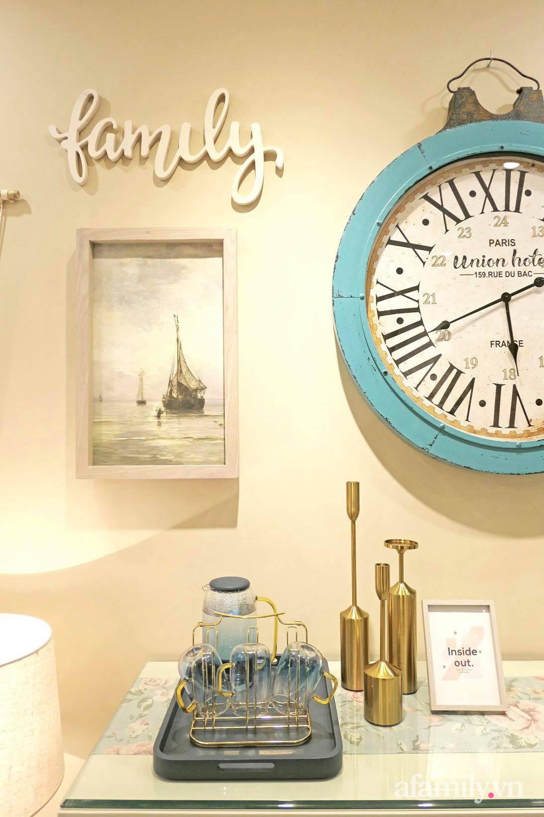 """Căn hộ siêu dễ thương decor theo phong cách Vintage được chủ nhà hoàn thiện """"vội"""" trong 10 ngày ở Hà Nội - Ảnh 11."""