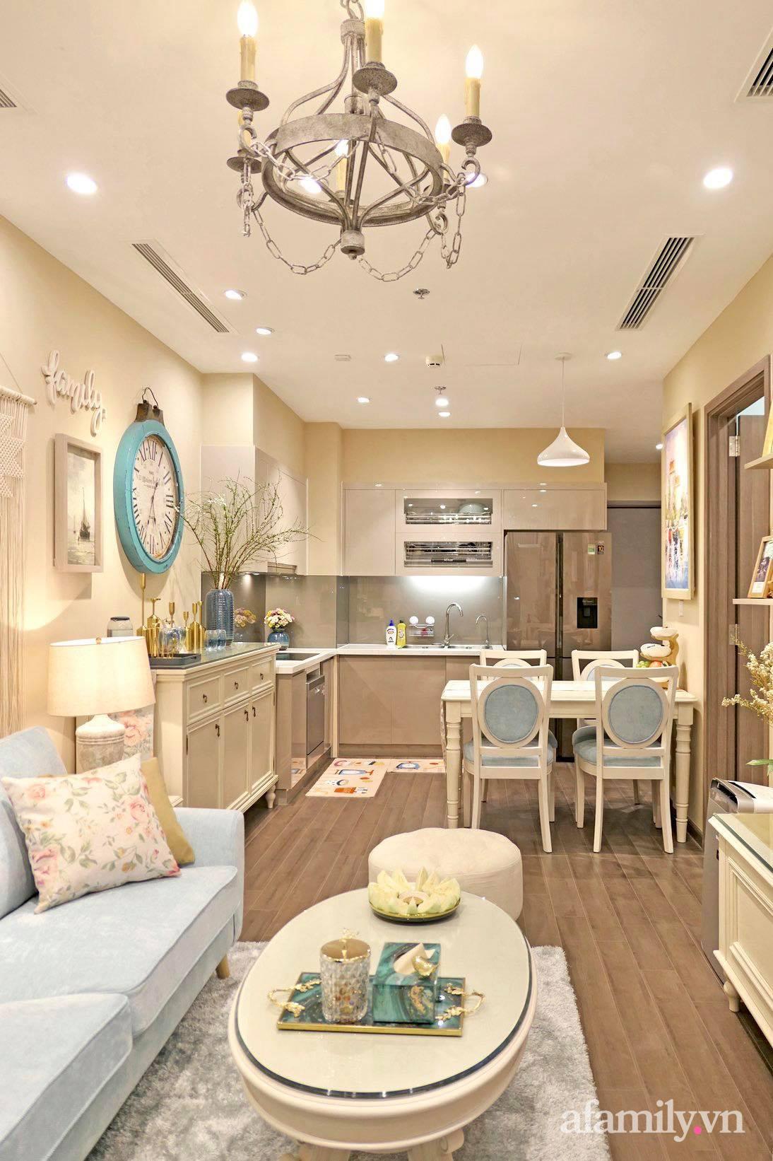 """Căn hộ siêu dễ thương decor theo phong cách Vintage được chủ nhà hoàn thiện """"vội"""" trong 10 ngày ở Hà Nội - Ảnh 13."""