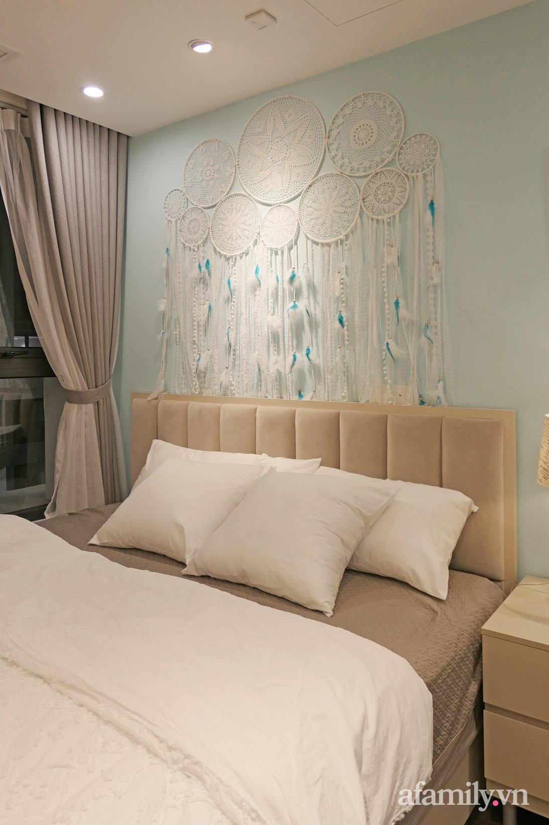"""Căn hộ siêu dễ thương decor theo phong cách Vintage được chủ nhà hoàn thiện """"vội"""" trong 10 ngày ở Hà Nội - Ảnh 20."""