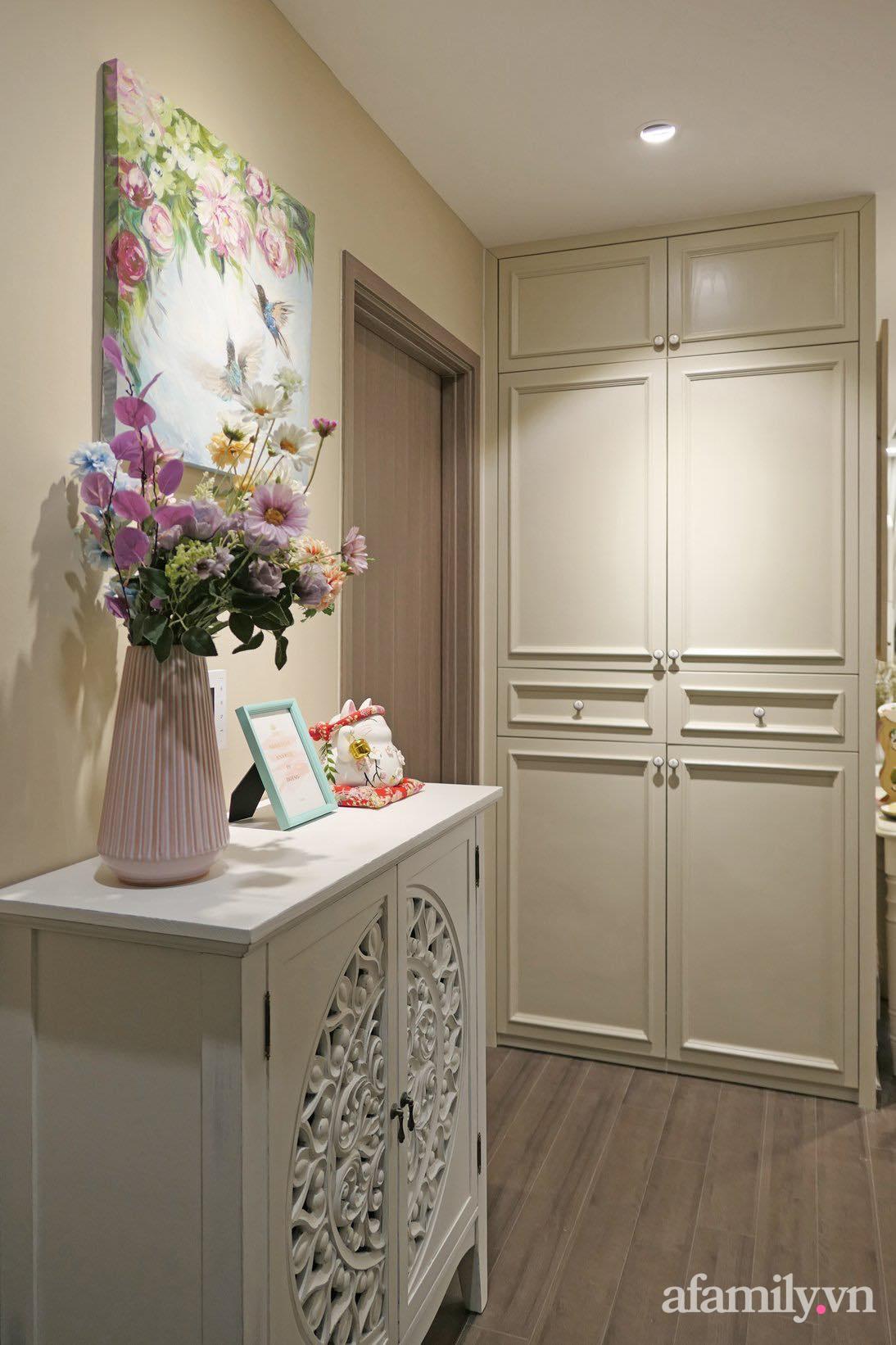 """Căn hộ siêu dễ thương decor theo phong cách Vintage được chủ nhà hoàn thiện """"vội"""" trong 10 ngày ở Hà Nội - Ảnh 16."""