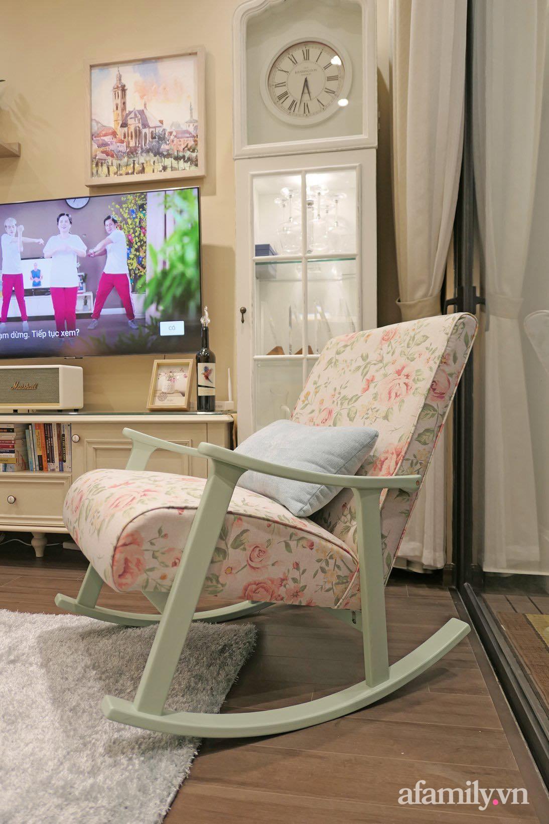 """Căn hộ siêu dễ thương decor theo phong cách Vintage được chủ nhà hoàn thiện """"vội"""" trong 10 ngày ở Hà Nội - Ảnh 10."""