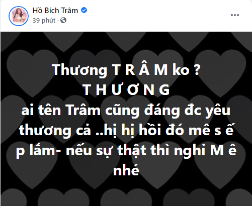 """Loạt sao Việt đăng bài """"bóng gió"""" về vụ ồn ào tình ái của Sơn Tùng - Thiều Bảo Trâm: Cảm xúc từ thất vọng đến phẫn nộ đều có đủ - Ảnh 5."""