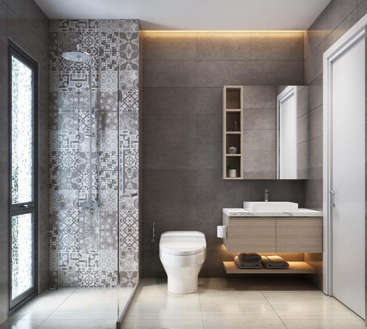Kiến trúc sư vấn thiết kế căn hộ 67m² 3 phòng ngủ với chi phí 93 triệu đồng - Ảnh 9.