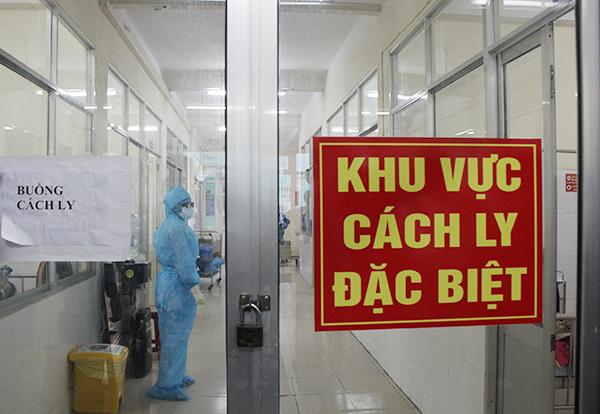 Chiều 21/1, thêm 2 người về từ Mỹ mắc COVID-19, Việt Nam có 1.546 bệnh nhân - Ảnh 1.