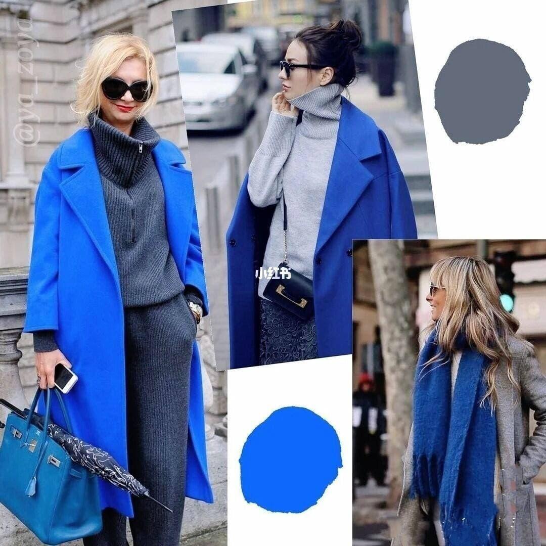 Mùa Đông thì hay mặc đồ xám rồi nhưng để không xám xịt già nua thì bạn nên mix cùng 8 gam màu này - Ảnh 7.
