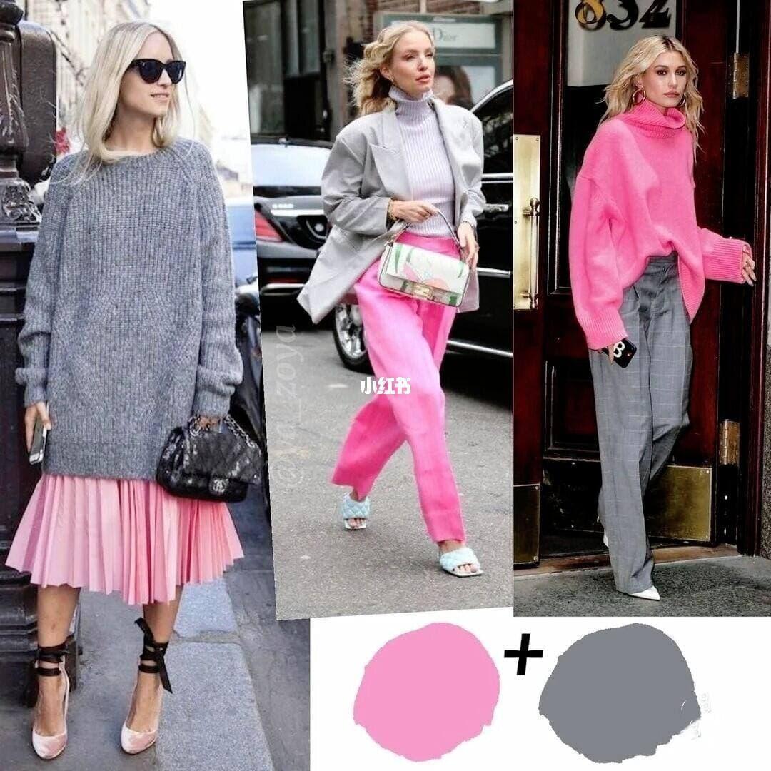 Mùa Đông thì hay mặc đồ xám rồi nhưng để không xám xịt già nua thì bạn nên mix cùng 8 gam màu này - Ảnh 9.