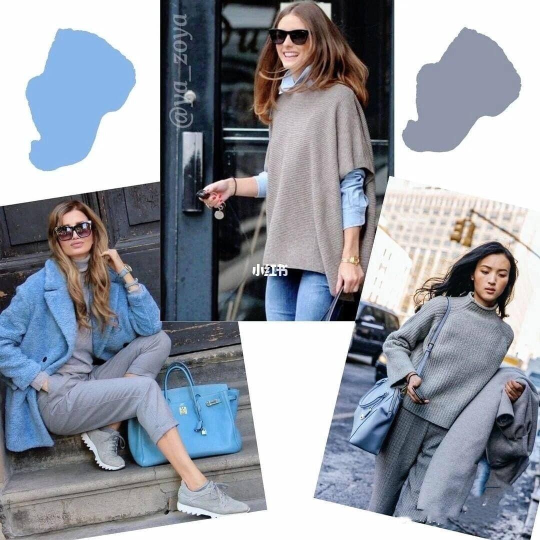 Mùa Đông thì hay mặc đồ xám rồi nhưng để không xám xịt già nua thì bạn nên mix cùng 8 gam màu này - Ảnh 6.
