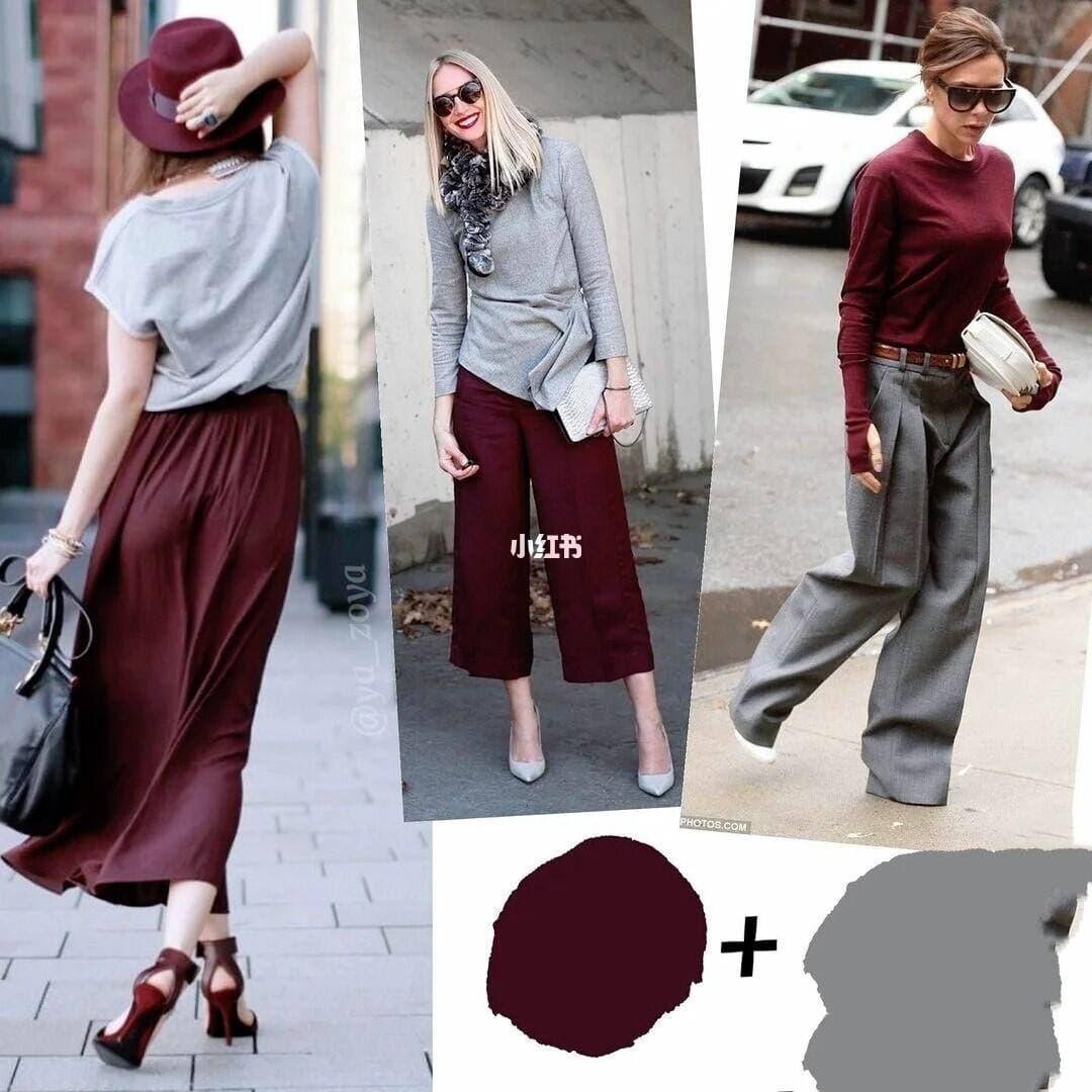 Mùa Đông thì hay mặc đồ xám rồi nhưng để không xám xịt già nua thì bạn nên mix cùng 8 gam màu này - Ảnh 4.