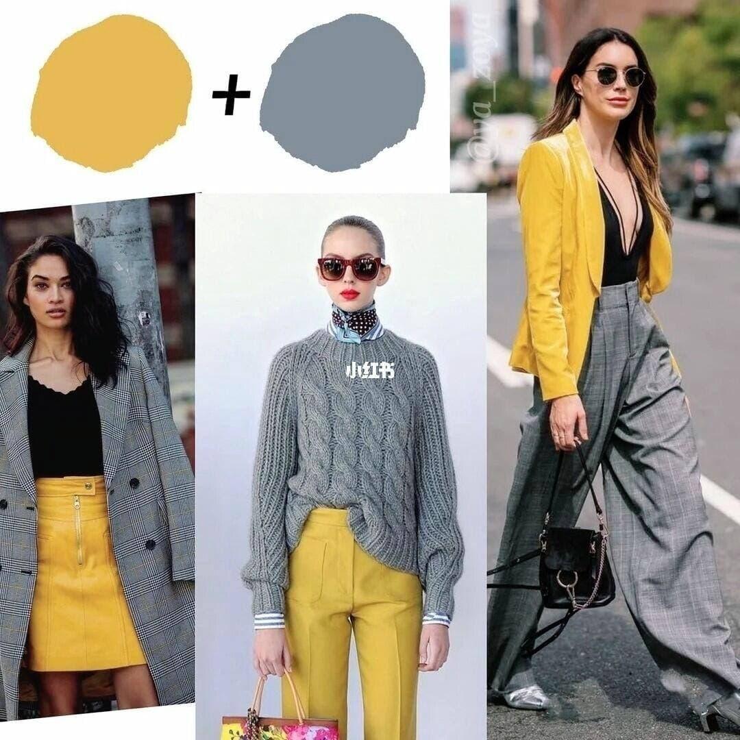Mùa Đông thì hay mặc đồ xám rồi nhưng để không xám xịt già nua thì bạn nên mix cùng 8 gam màu này - Ảnh 8.