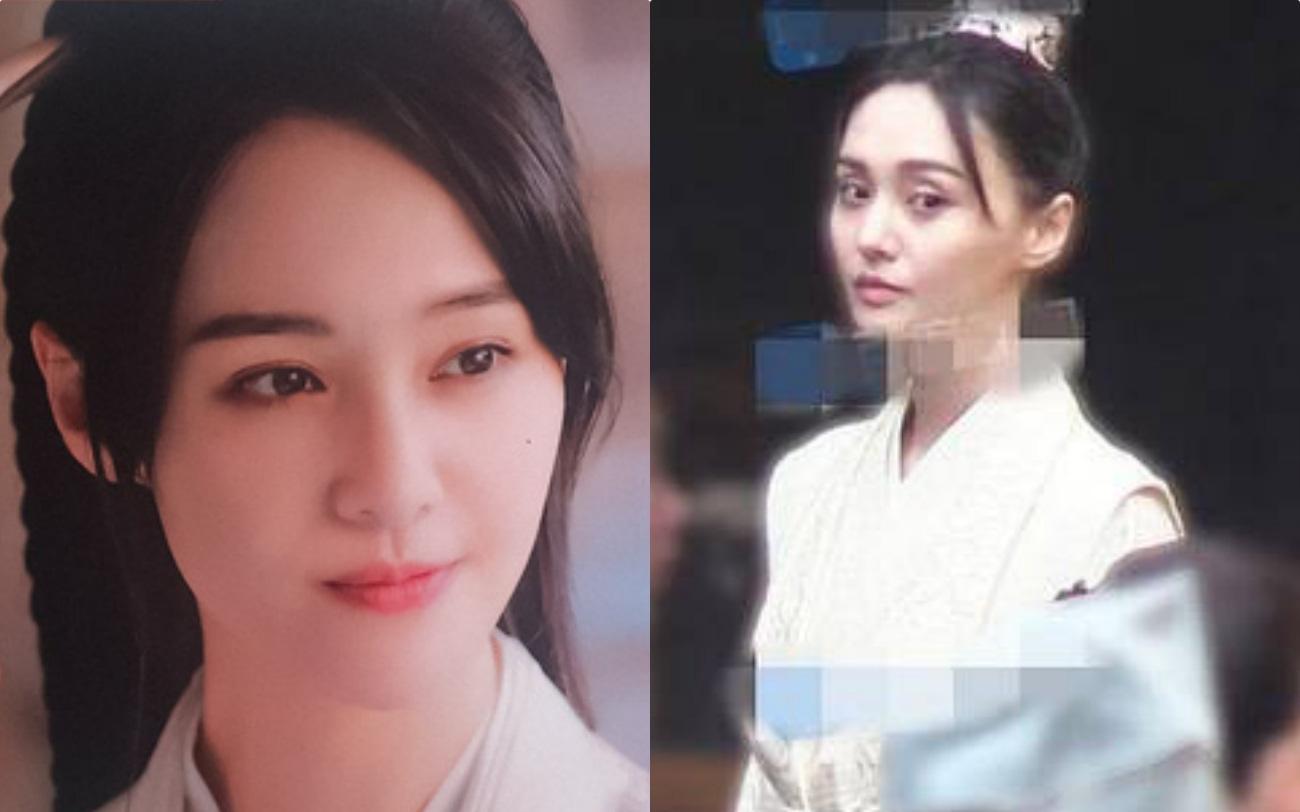 """Phim trả Trịnh Sảng cát xê 357 tỷ bị đắp chiếu vô thời hạn, netizen chê nữ diễn viên gầy như """"bộ xương khô"""""""
