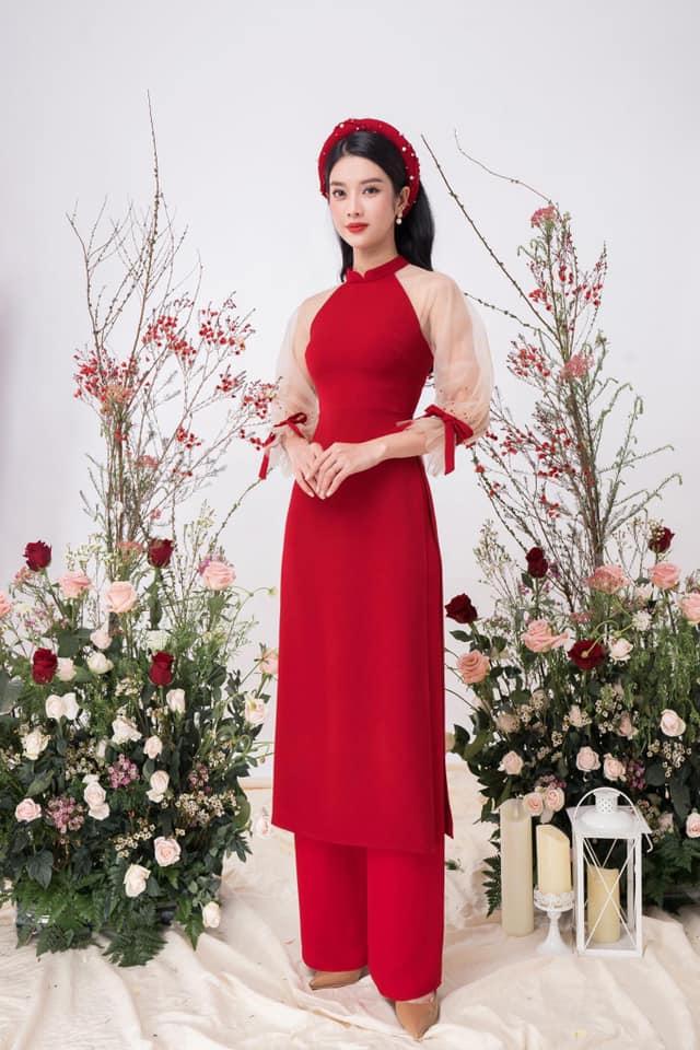 """Diện áo dài cách tân đẹp thấy mê tại thảm đỏ WeChoice, cô nàng này đã """"chiếm sóng"""" dù chẳng lộng lẫy cầu kỳ như bao người - Ảnh 7."""
