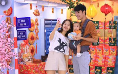 Lễ hội bánh kẹo Tết Hải Hà 2021 đến với phố biển Đà Nẵng và thủ đô Hà Nội