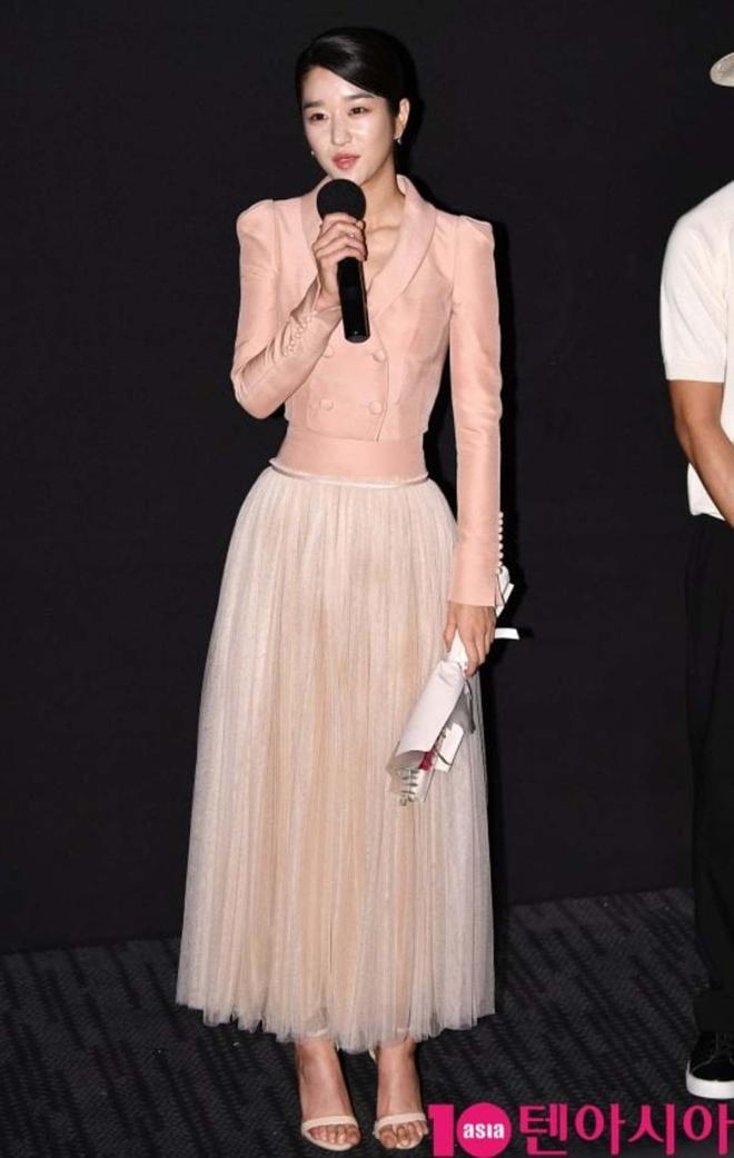 """Mix & Phối - Váy siết eo cao vút mà Seo Ye Ji mặc trong """"Điên Thì Có Sao"""" trở thành chuẩn mực khoe dáng của sao Hàn - chanvaydep.net 4"""