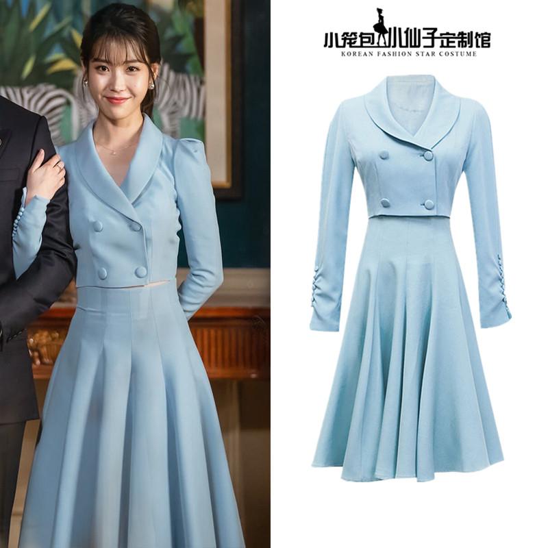 """Ngoài bộ đầm khoét ngực, váy siết eo cao vút mà Seo Ye Ji mặc trong """"Điên Thì Có Sao"""" cũng trở thành chuẩn mực khoe dáng của sao Hàn - Ảnh 9."""