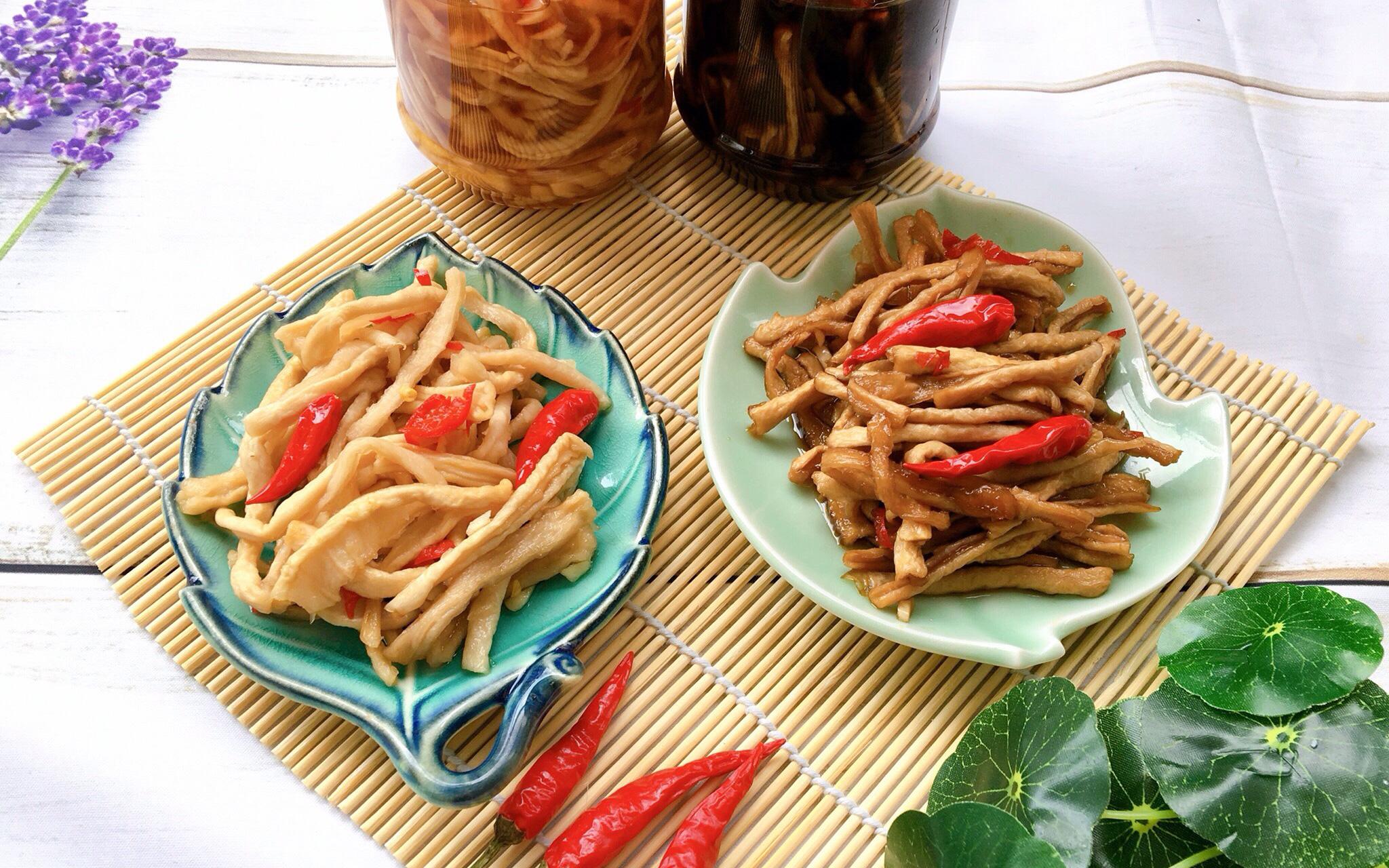Tết sắp đến rồi học ngay 2 cách làm củ cải ngâm ăn kèm đồ mặn chống ngán cực hiệu quả