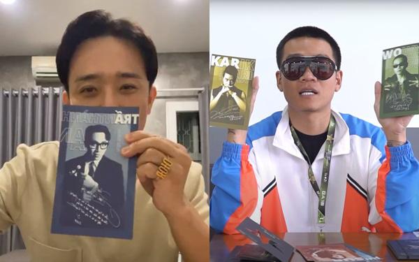 Trấn Thành cùng dàn Sao Việt thi nhau khoe tham dự Live Concert Rap Việt All-Star