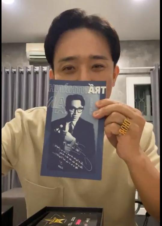 Trấn Thành cùng dàn Sao Việt thi nhau khoe tham dự Live Concert Rap Việt All-Star - Ảnh 2.