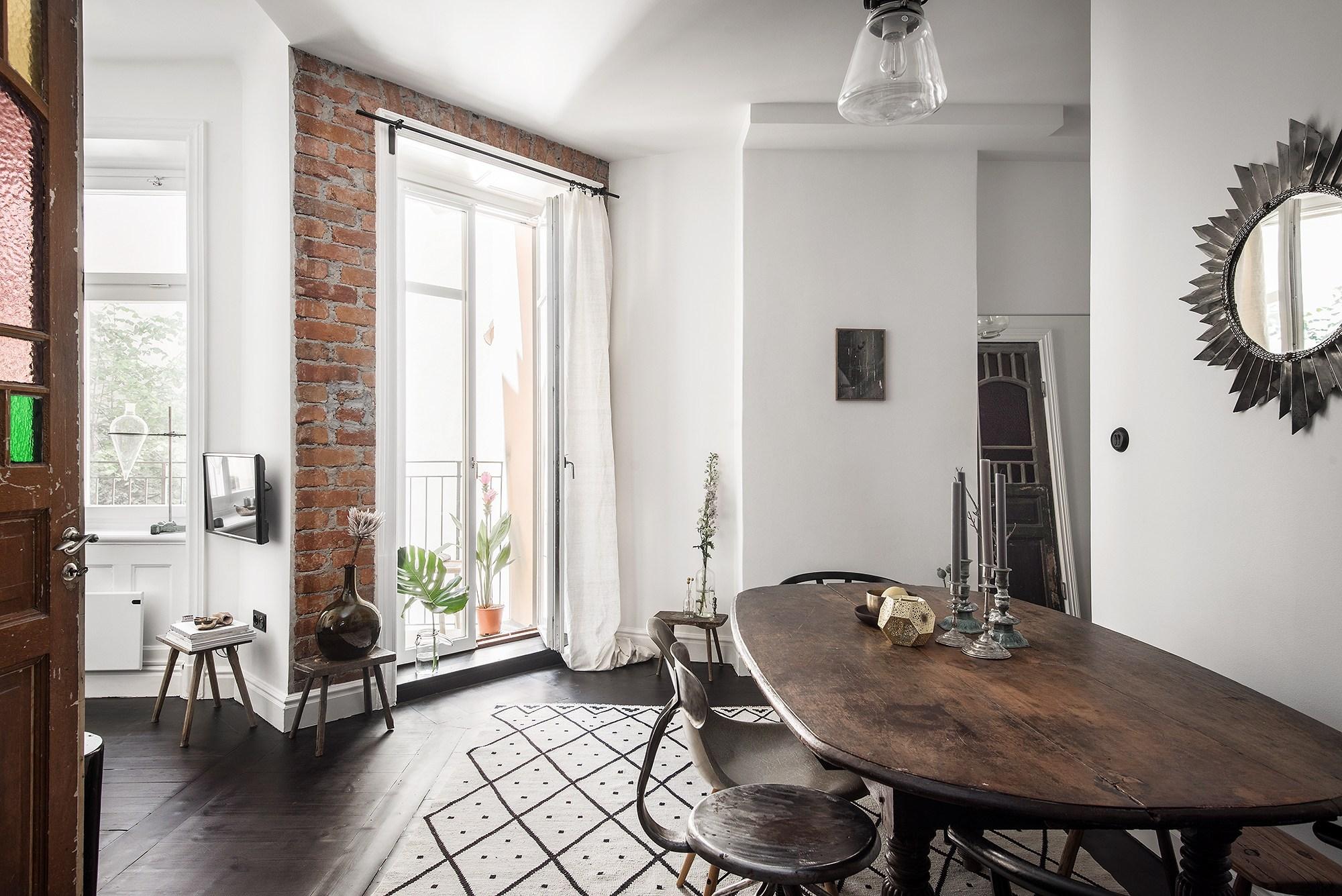 Tận dụng đồ cũ, căn hộ 42m² vẫn đẹp cá tính từng góc nhỏ - Ảnh 9.