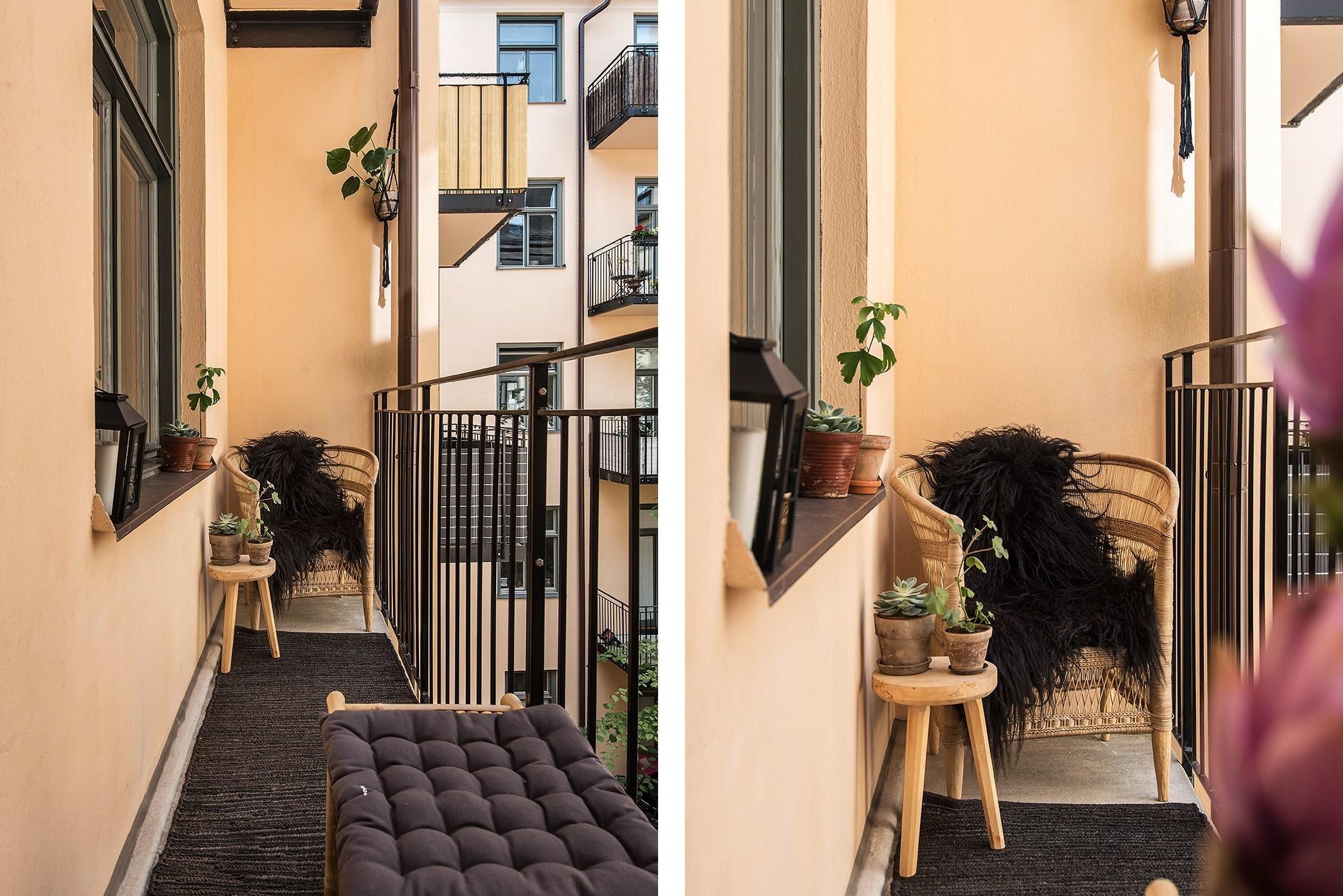Tận dụng đồ cũ, căn hộ 42m² vẫn đẹp cá tính từng góc nhỏ - Ảnh 13.