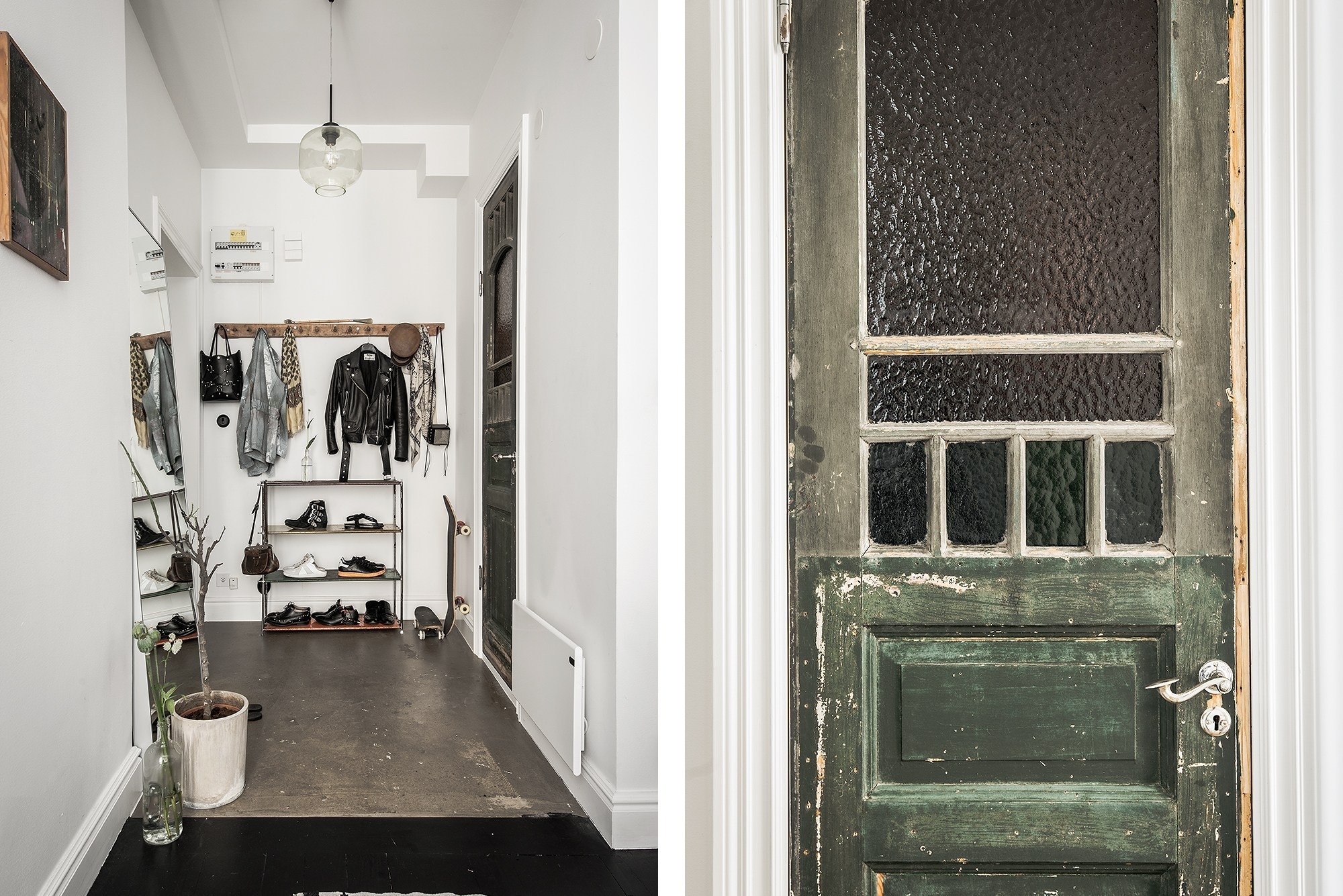 Tận dụng đồ cũ, căn hộ 42m² vẫn đẹp cá tính từng góc nhỏ - Ảnh 12.