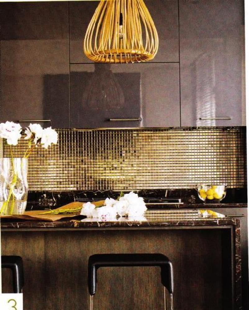 Phụ kiện trang trí cần thiết để tạo nên một phòng bếp quyến rũ - Ảnh 11.