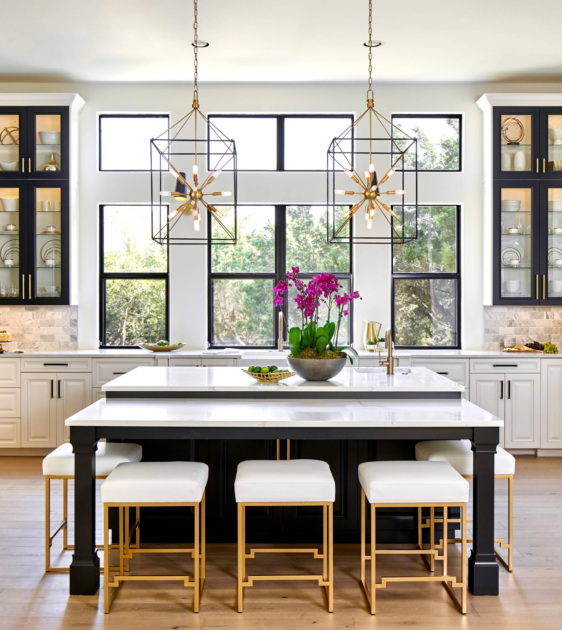 Phụ kiện trang trí cần thiết để tạo nên một phòng bếp quyến rũ - Ảnh 1.