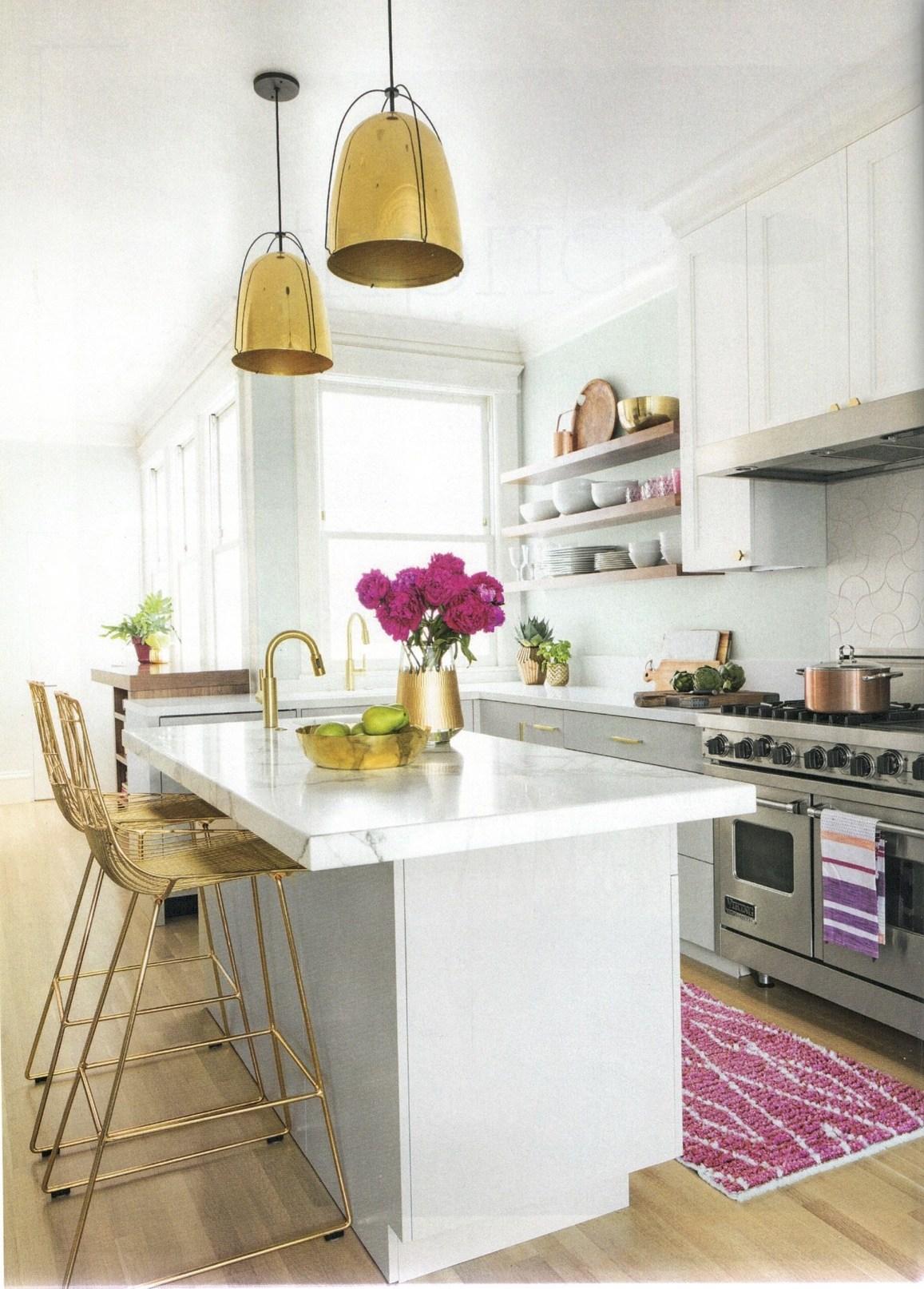 Phụ kiện trang trí cần thiết để tạo nên một phòng bếp quyến rũ - Ảnh 4.